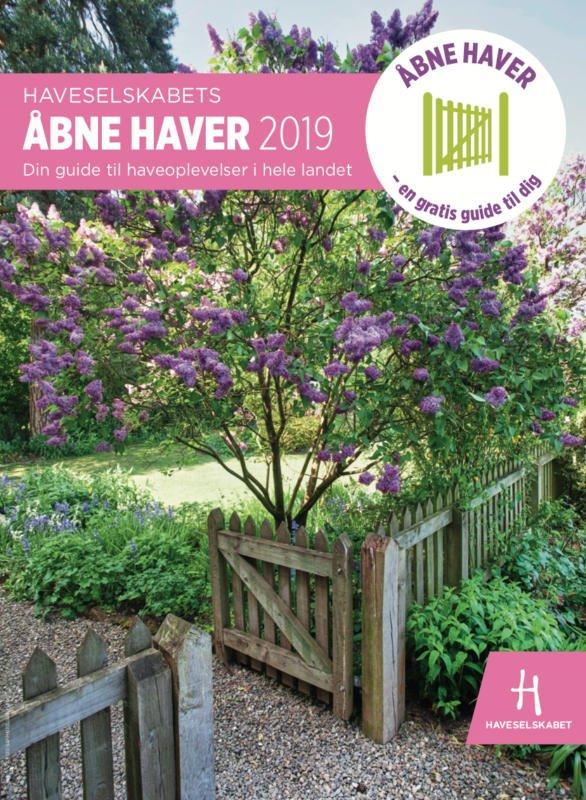 Haveselskabet åbne haver 2019 magasin
