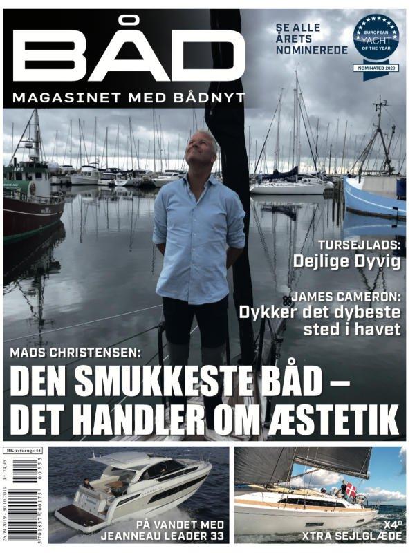 Båd magasinet med bådnyt - Den smukkeste båd - Det handler om æstetik