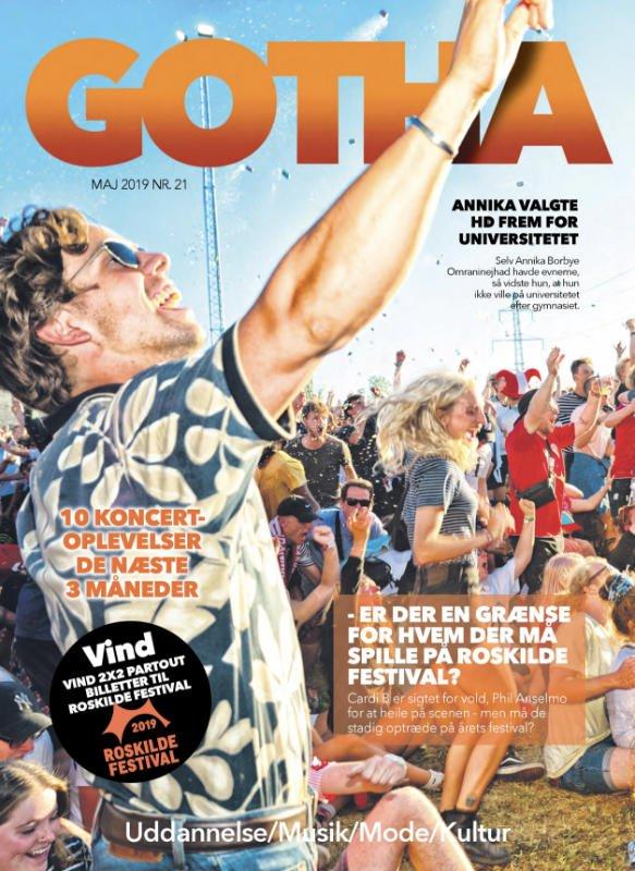 Gotha nr21 maj 2019