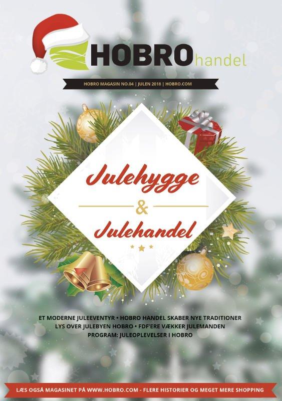 Hobro handel julehygge og julehandel