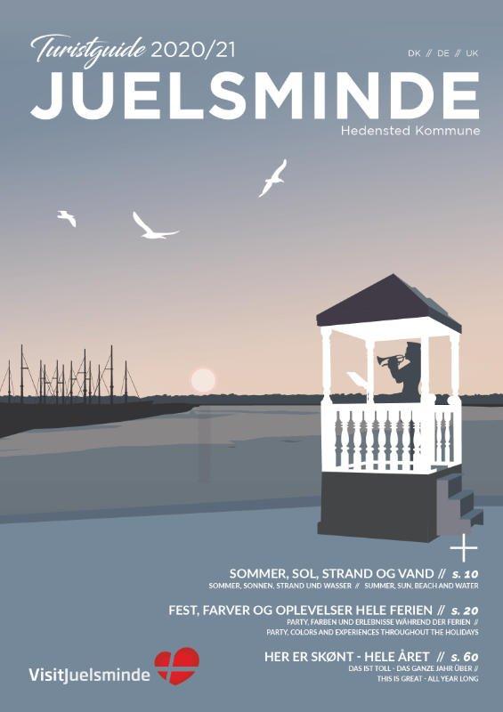 Juelsminde Hedensted Kommune Turistguide 2020/21 magasin