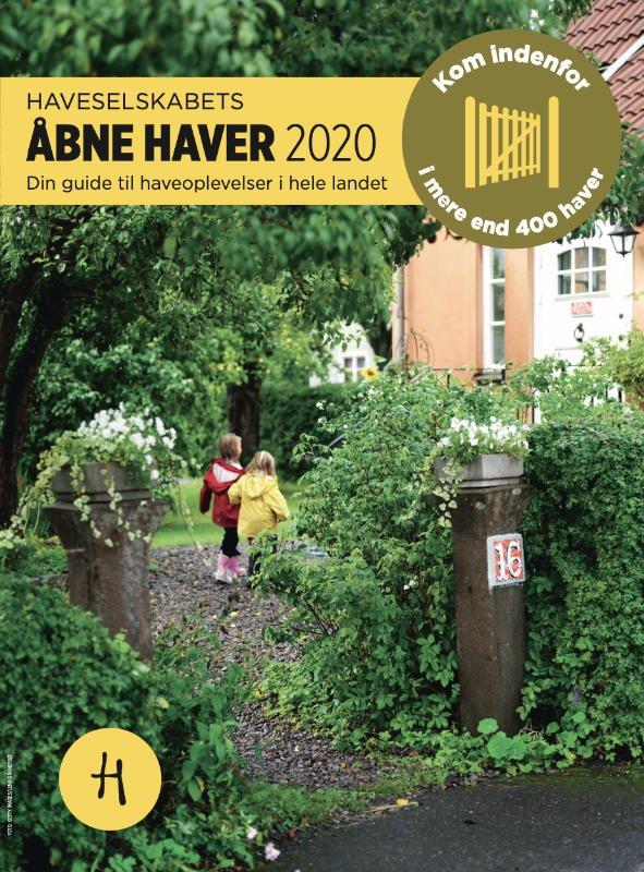 Haveselskabets åbne haver 2020 magasin