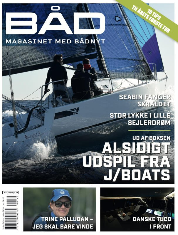 Båd magasinet med bådnyt magasin