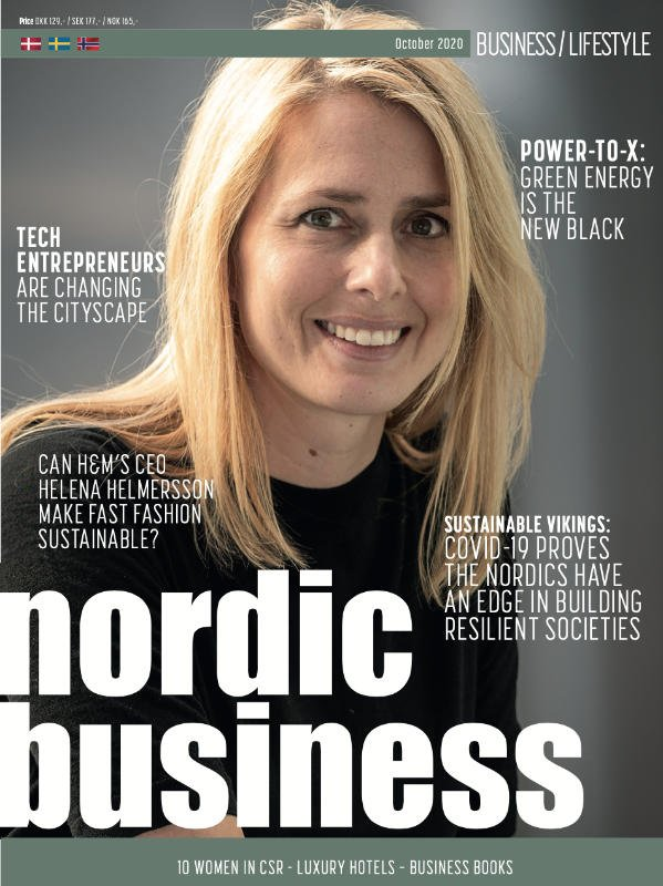 Nordic Business magasin