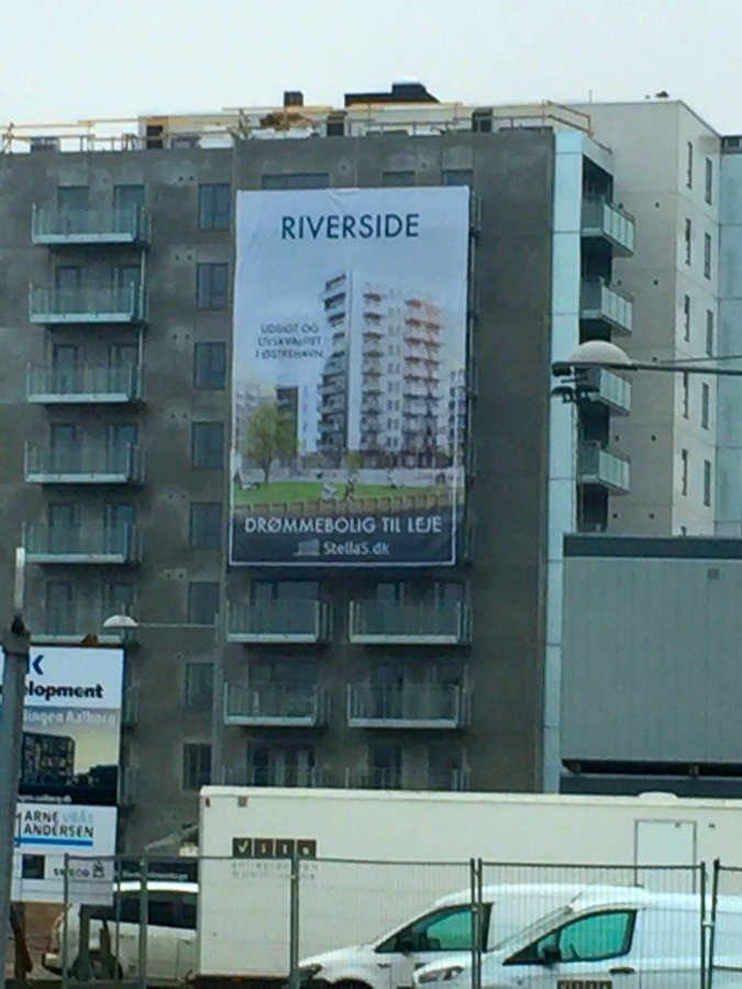 Riverside banner
