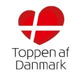 Toppen af Danmark logo