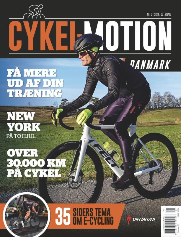 Cykel Motion Danmark nr1 2020
