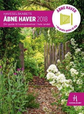 Haveselskabet åbne haver 2018 magasin