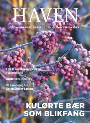 Magasinet Haven November-December 2020