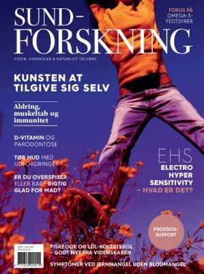 Sund-forskning magasin April-Maj 2021
